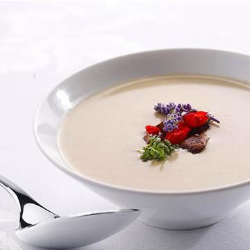 Гъбено - картофена супа